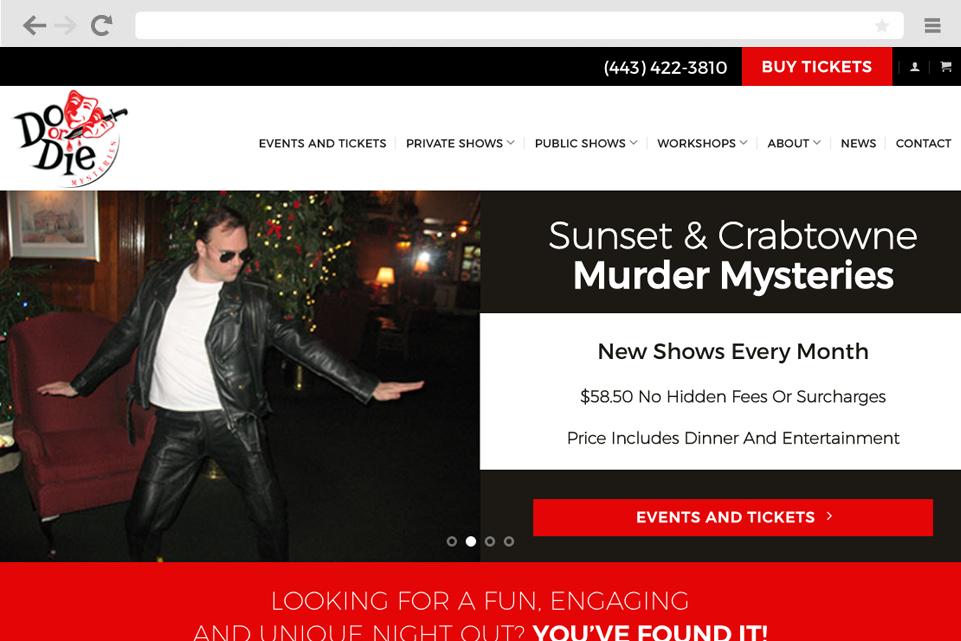 Maryland Website Design