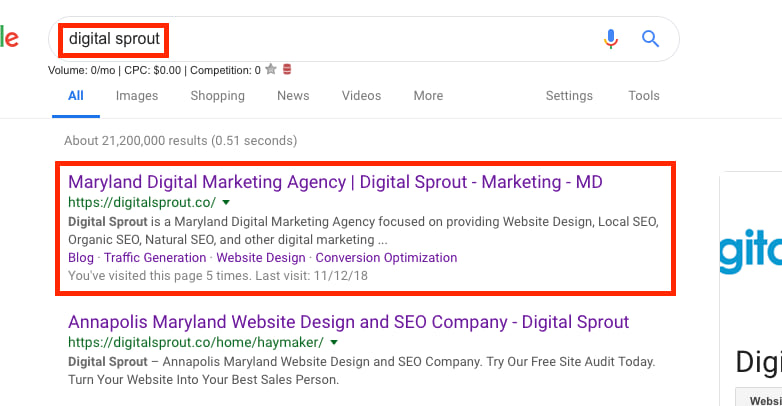 Maryland SEO Services