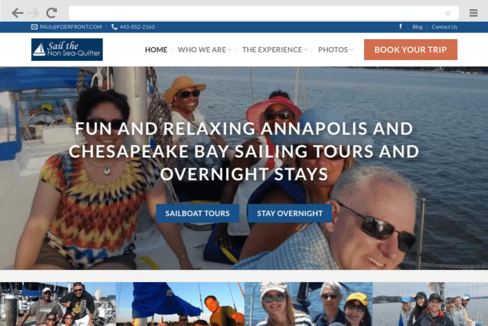 web designer Annapolis