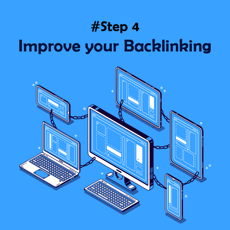 Improve your Backlinking