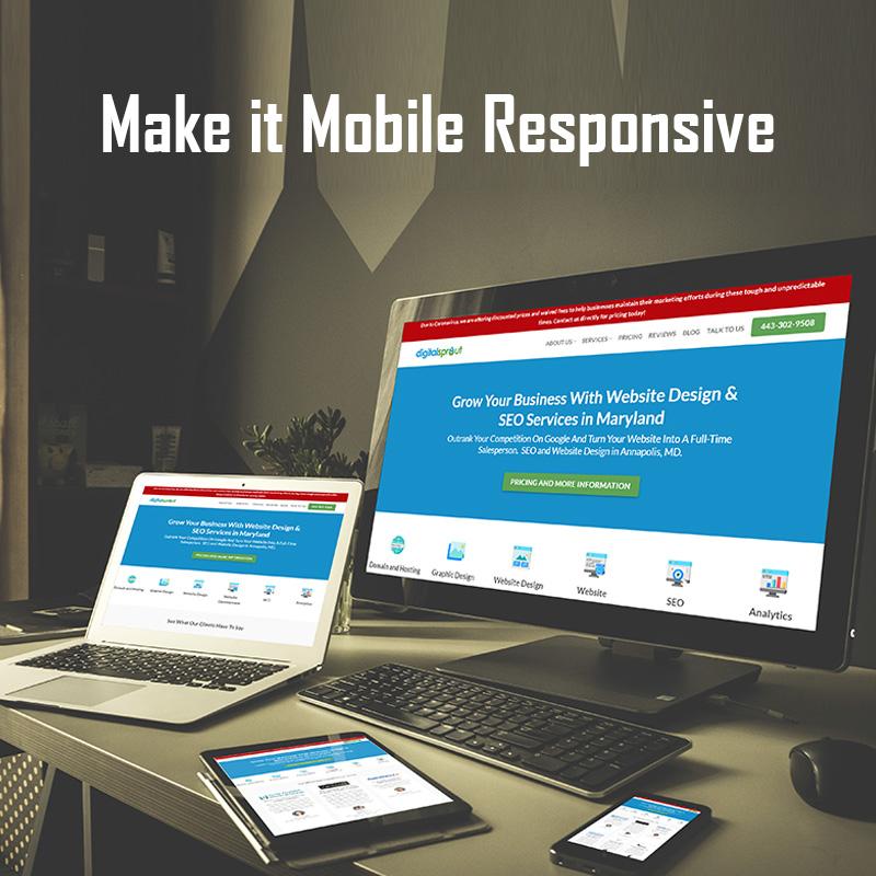 Make it Mobile Responsive