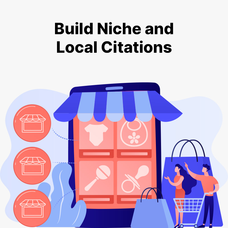 Build Niche and Local Citations