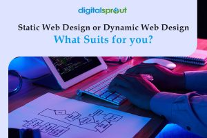 Static Web Design and Dynamic Web Design