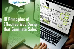 10 Principles of Effective Web Design that Generate Sales