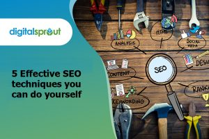 5 Effective SEO techniques you can do yourself