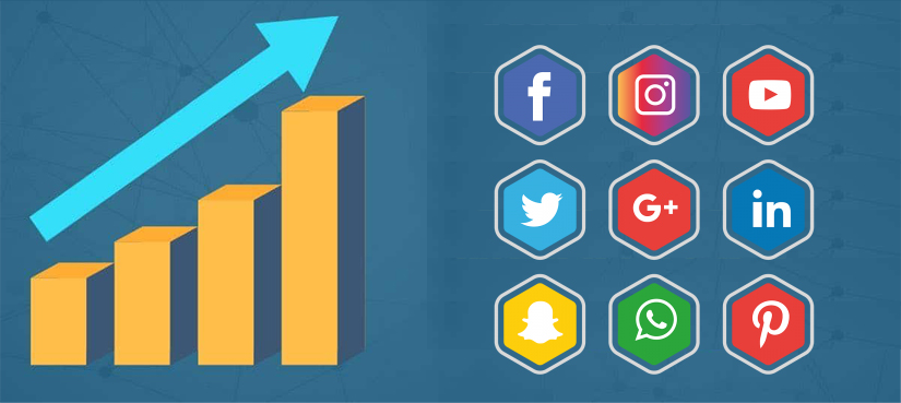 Social Media is rapidly growing