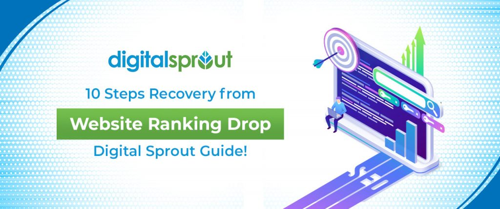 10 Steps Recovery from Website Ranking Drop